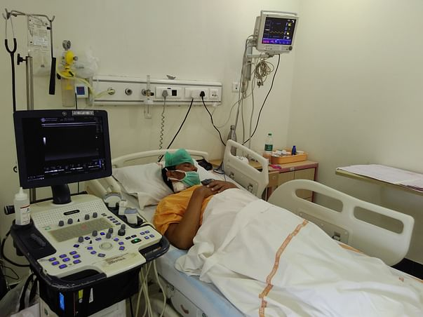 39 Years Old Syed Shafi Abbas Needs Your Support Undergo Liver Transplant.