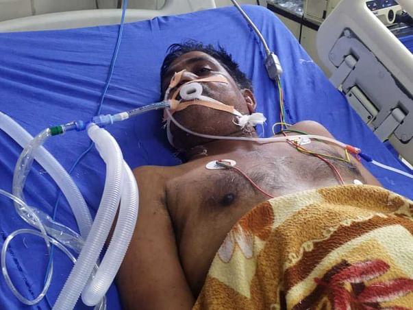 Help Satyanarayana fight Neuro disease