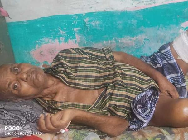 Help khaasinath to fight infection