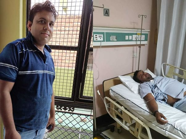My husband is struggling with Acute Promyelocytic Leukemia (Blood Cancer) - High Risk, Please help him