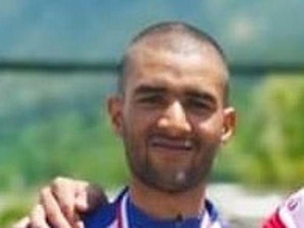 Help Parvez National Bronze Medalist - Cycling