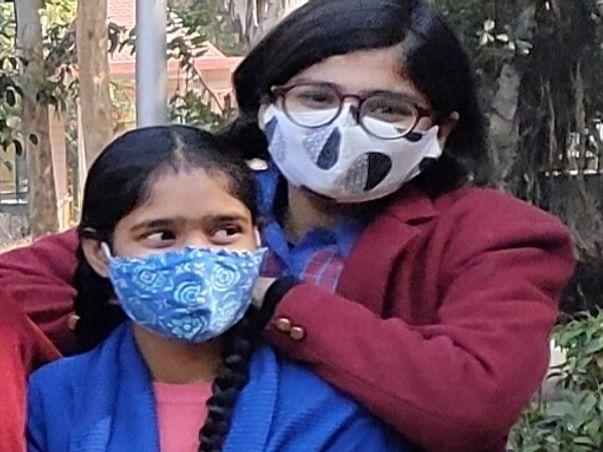 Help Jugani and Tanvi Reach United World College