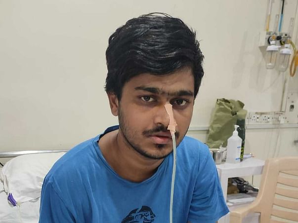 Support Suresh Recover From Black Fungus