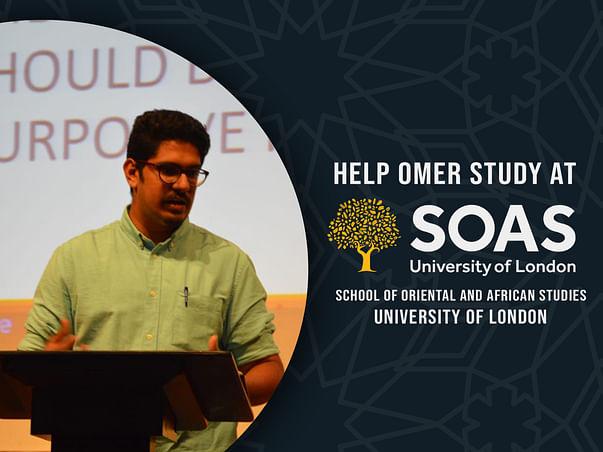 Help Omer Study At SOAS University Of London