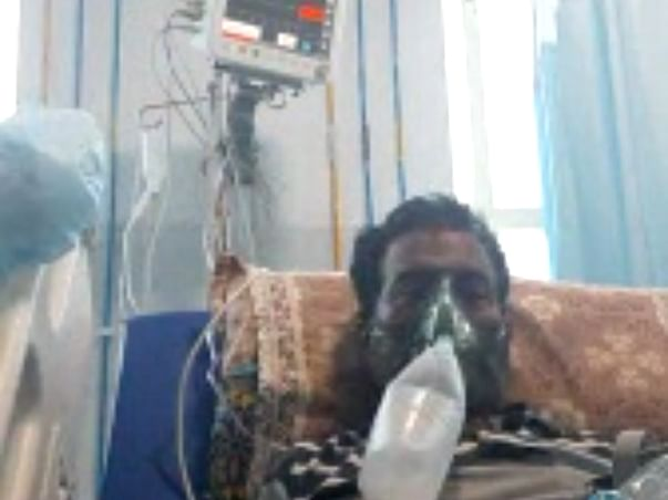 Help To Fight compromised lung tissue (post covid)