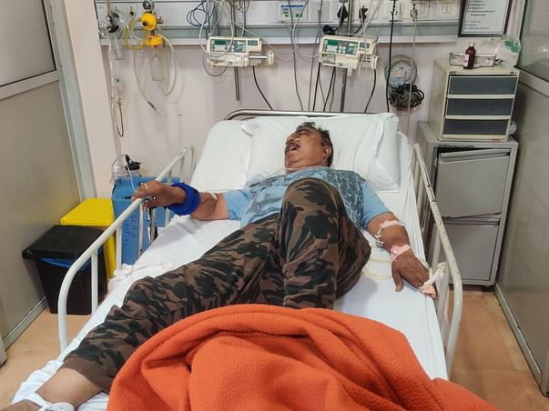 Support Jagdish Sharma Recover From Brain Haemorrhage/Coma