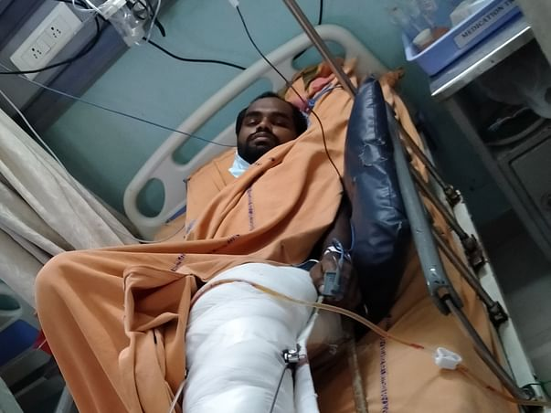 Help My Brother-in-law Recover From Leg Injuries