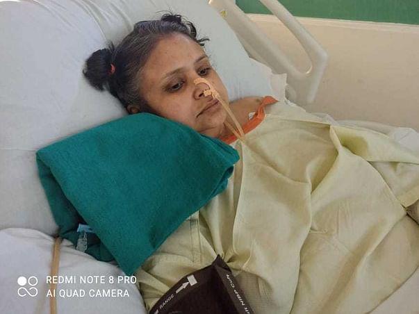 Help Jhuma Recover From Heat Stroke