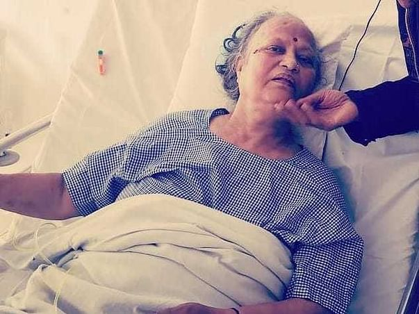 My Grandmother Is Struggling With Cancer, Help Her.