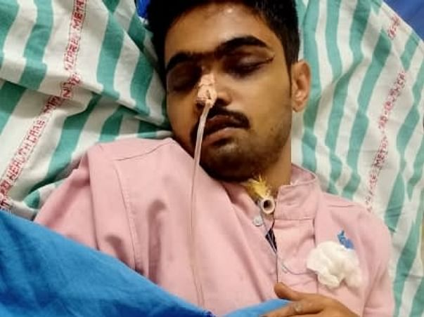 Support Rajesh Balmane To Recover From Surgery & Regain His Life