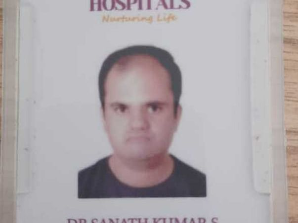 Help Dr Sanath for post transplant recovery