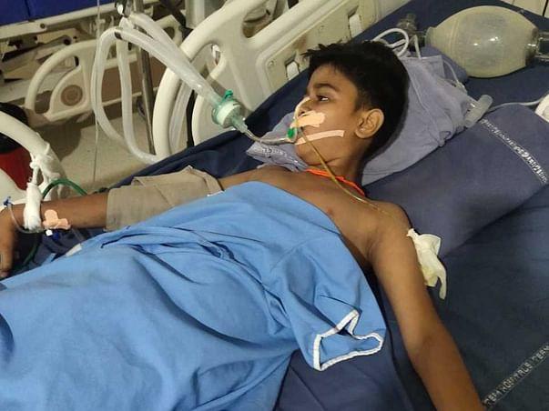 Please Help My Friend's Son Manikanta Is Suffering From Epilepsy