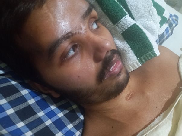 Support Maroof Recover From Accident Head Injury