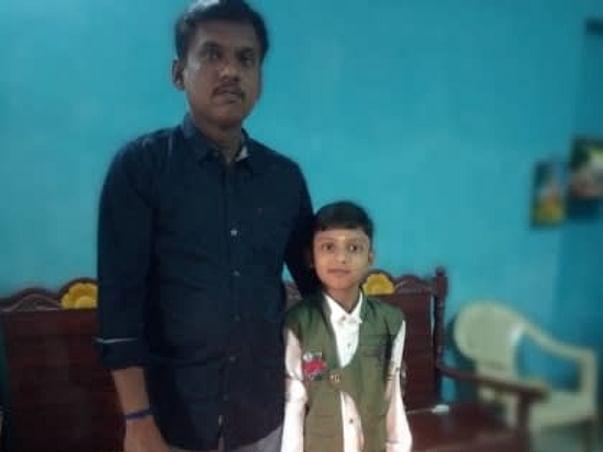 Support Sashwin To Pursue His Higher Studies
