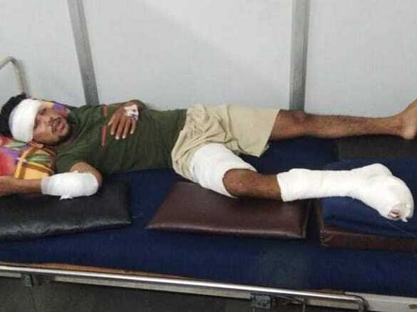 Help 24-Year-Old Alim Uddin Recover From Accident Injuries