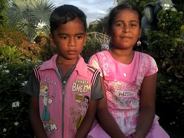 Help Vidhya To Educate Her Kids