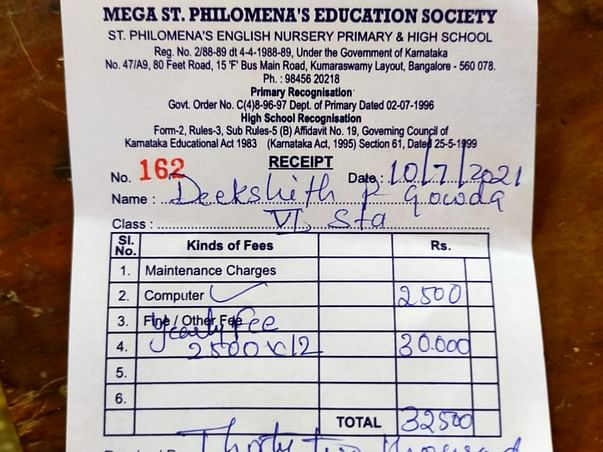 Help For Their Education