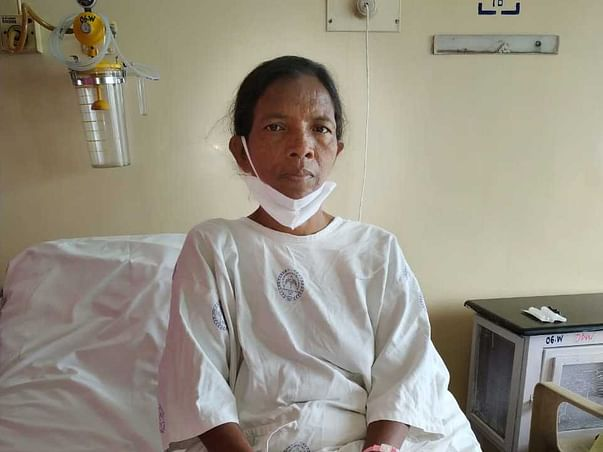 Help Sushanti Hansdak To Recover From Bone Metastasis (Cancer)