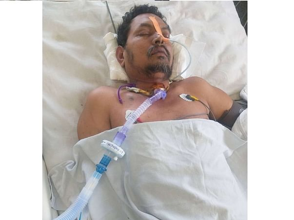Support Mubeen Khan To Recover From Post Covid Lungs Infection