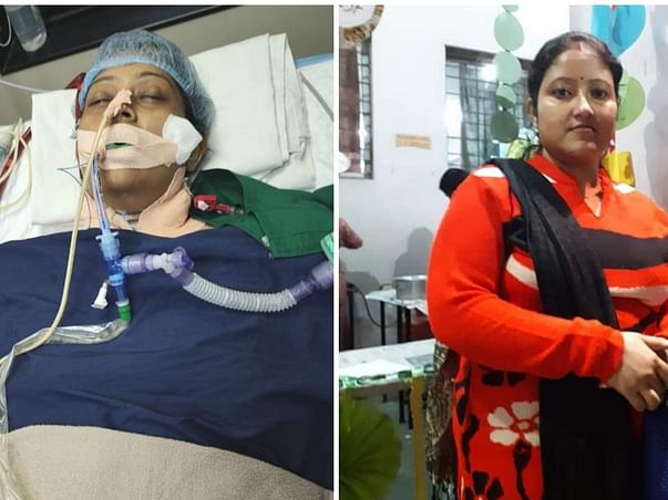 Help My Mother To Recover From Hemipegia And Coronary artery disease .