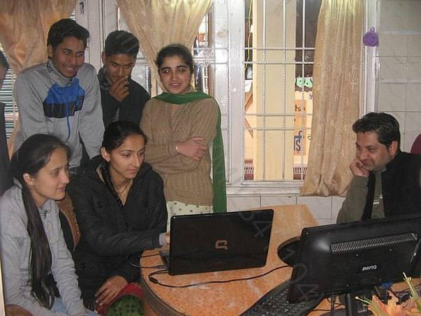 RGIT(Riyarth Group of Information Technology)
