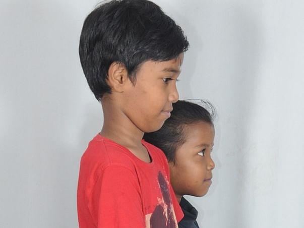 Help Vidhya & Children