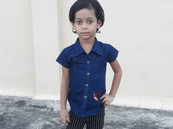 4 Years Old N.Nirjara Needs Your Help Recover Blood Cancer