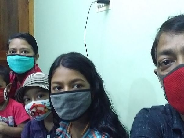Please Help Me and My Family From Covid pandemic Financial Crisis 🙏