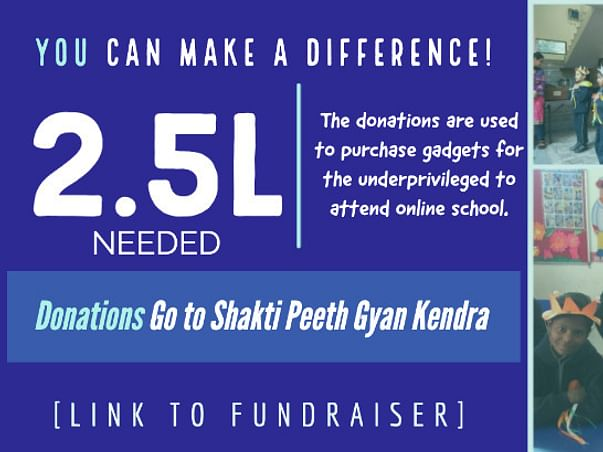 Help Raise Funds To Provide Online Education In Rural Areas