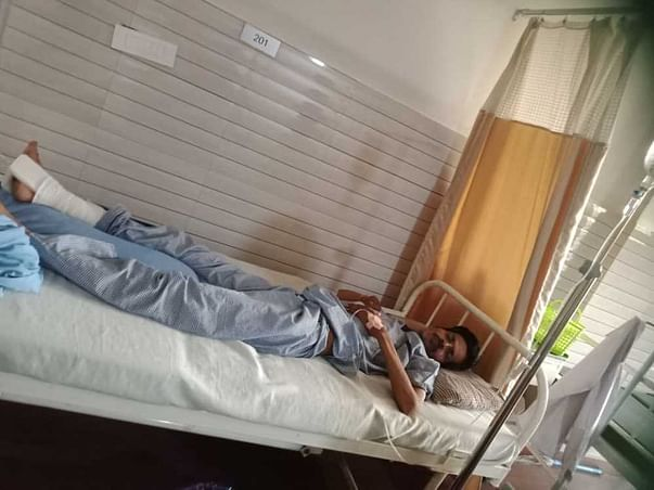 Please Help My Father To Undergo Backbone Surgery