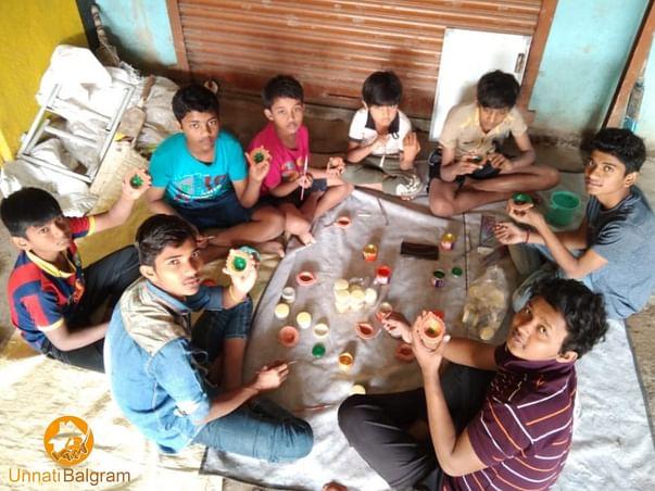 Sponsor School Fees, Meal for July Month for Shelter Home Kids