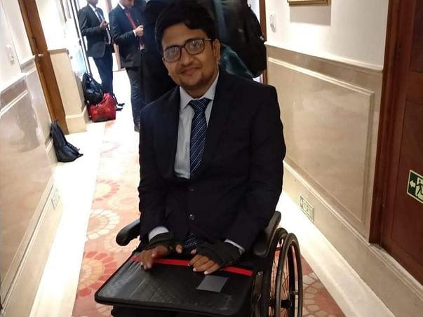 Support Anurag complete his MBA from IIM Tiruchirappalli