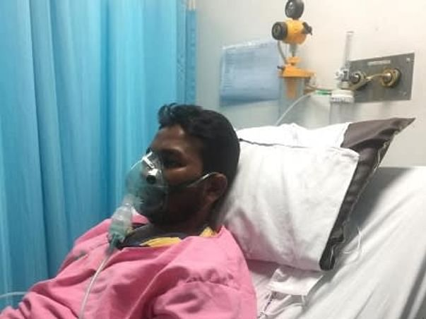 Please Help My Brother's LUNG TRANSPLANTATION