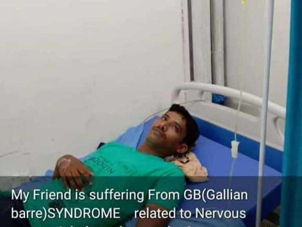 Support Kiran Kumar Recover From GB Syndrome