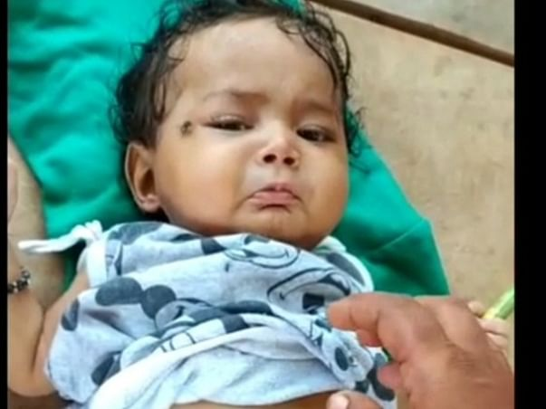 Save Nithiksha By Joining Yours Hands Plz Donate