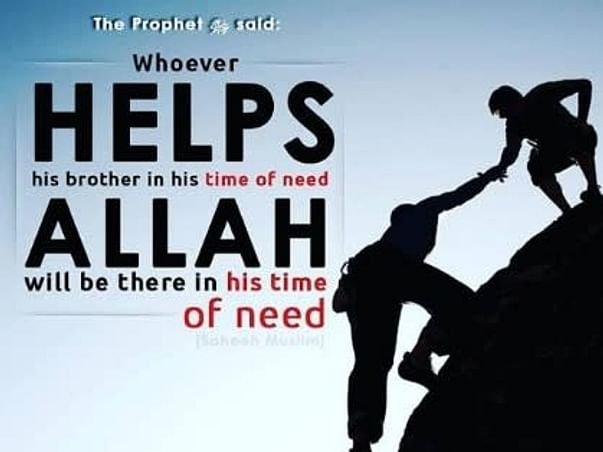Help poor Muslim families effected due to long lockdown