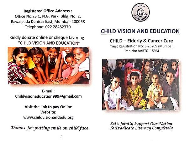 Support For Child Vision and Education