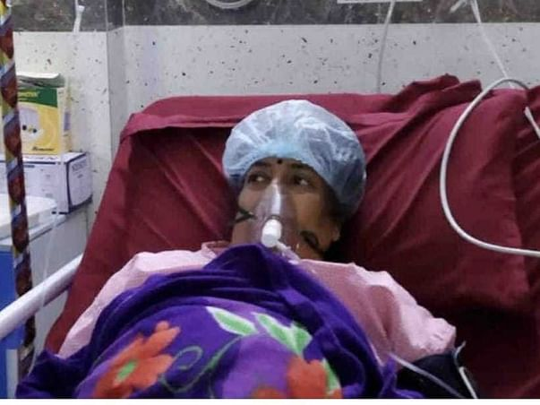 Help Krishnaveni Recover From Severe Lung Infection Due To Covid-19
