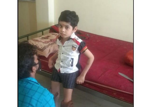 Support Iniyavan's Physiotherapy treatment