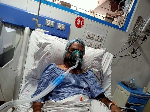 Support Komataneni Srinivasa Rao Recover From COVID-19, Lung Infection