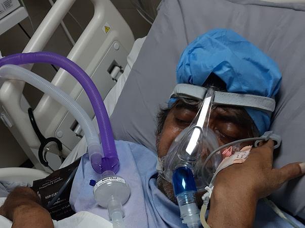 Ubaidullah - Severe Pneumonia Covid19 - Prayers And Financial Support