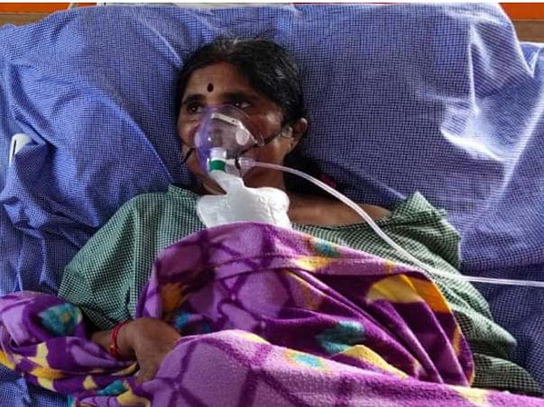 Help Nanda Kishore's Mother Swaroopa Kommaganti