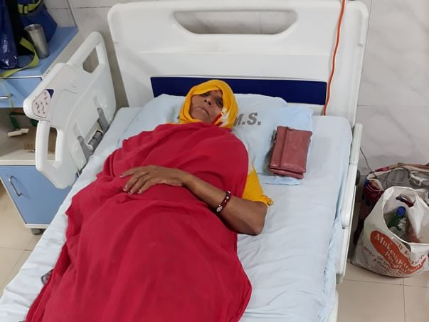 Help Rubi Tiwari She Is Cancer Survival.