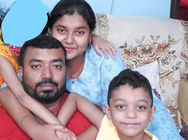 Help Rishi And Taniya Who Lost Their Father Due To Covid