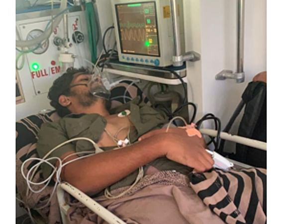 Support P Vineel Kumar To recover from Dengue shock syndrome