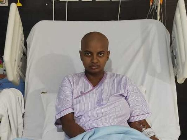 Help Durga To Fight Blood Cancer