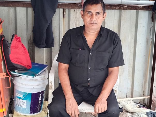 Help Mishra Security Guard  to raise fund for Daughters Wedding.