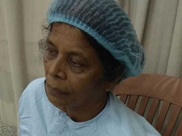 Help My 52-Years-Old Mother Narmada Sahu Recover From Cancer