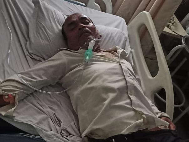 Help Munna Sharma For Brain Surgery