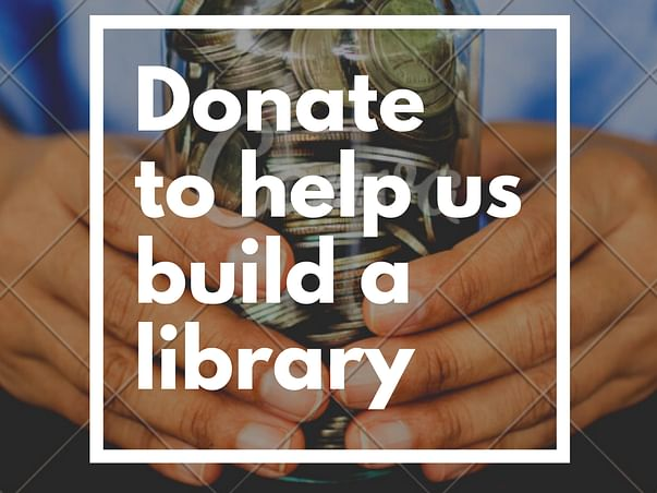 Help Us Build A Library